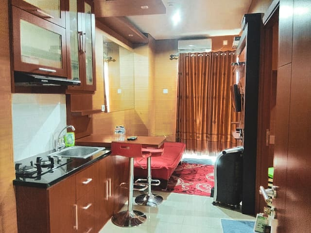 JAKARTA 2 ROOMS FAMILY APARTEMENT