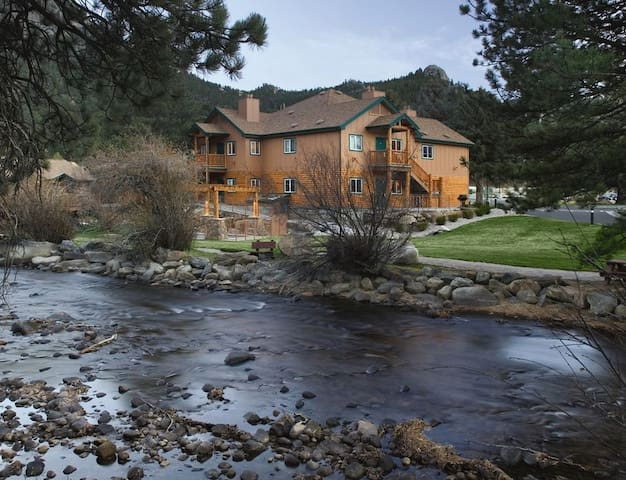 2 BD Twin #1 @WM Estes Park, CO-RMNP-no clean fee!