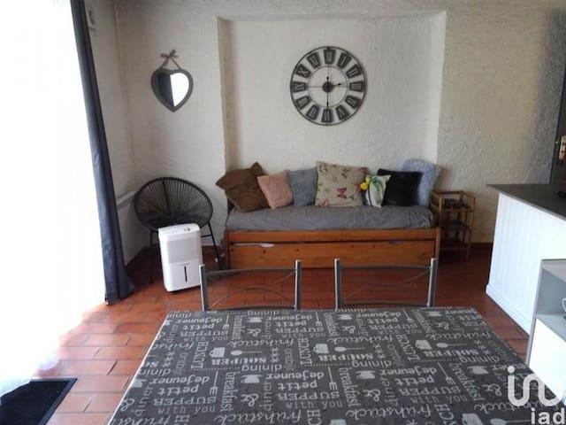 Appartement T2, Domaine de Pédros à Port Fitou