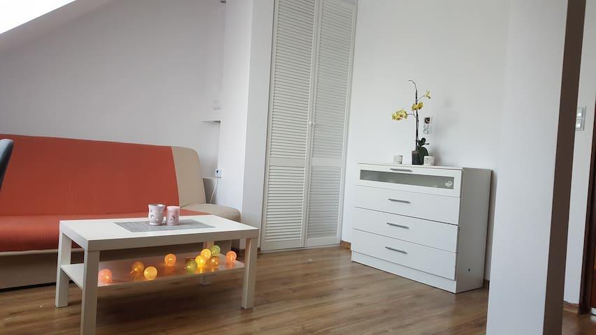 Mini Studio w Sercu Opola