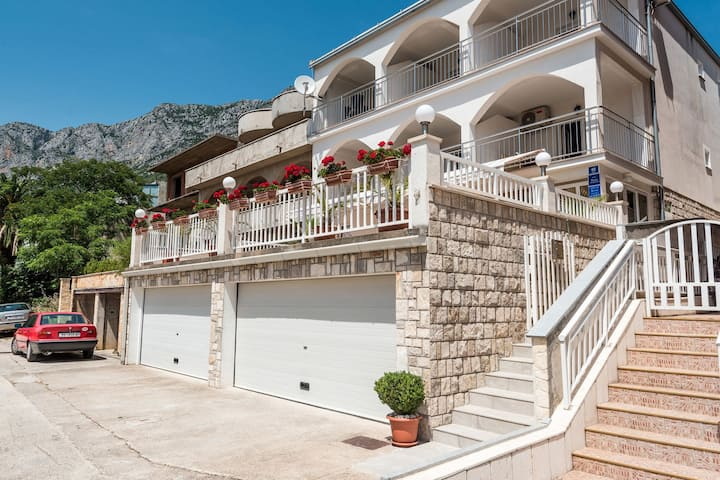 Apartment ORSO - 200 m from sea A2(2) Gradac, Riviera Makarska