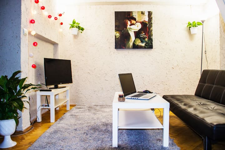Apartment in Lviv Center(0 minutes to city center)