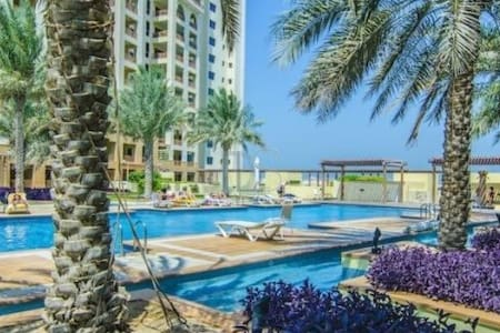 Luxury 1 bedroom Apartment on the Palm Jumeirah - Dubai