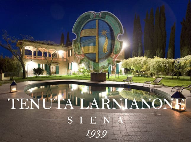 Panoramic Villa Larniano  private pool and tennis
