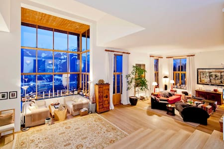 Sunny mountain chalet with pool - Aurach bei Kitzbühel - Talo