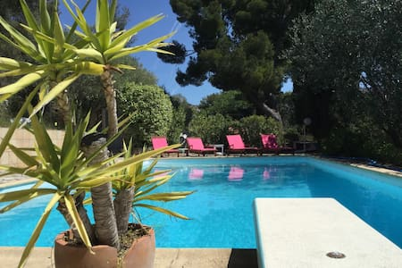 Beautiful villa in Provence - Allauch - Haus