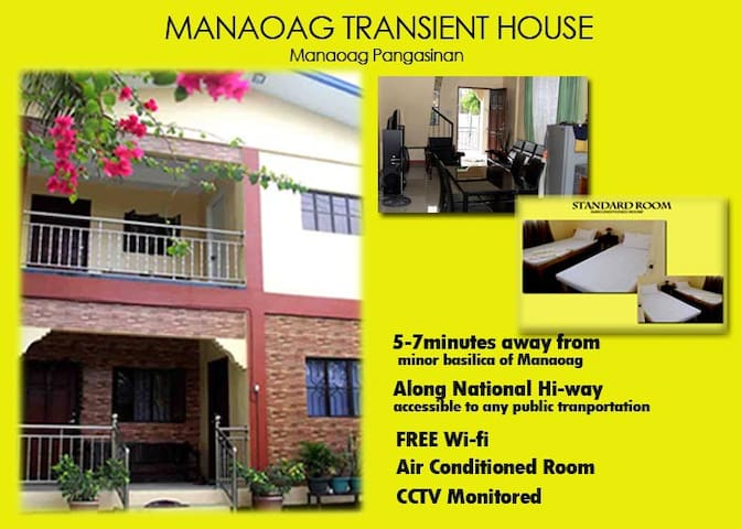 MANAOAG TRANSIENT HOUSE