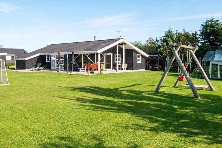 4 star holiday home in Glesborg