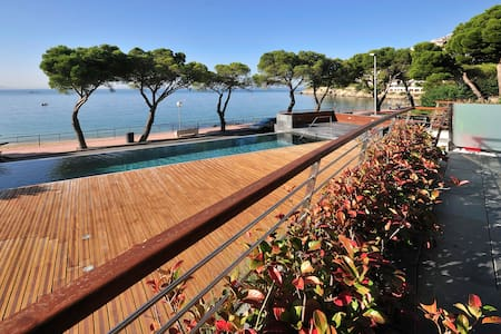 Seafront Flat in Roses canyelles  - Roses - Apartament