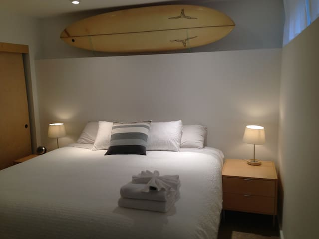 Comfy King Size beds