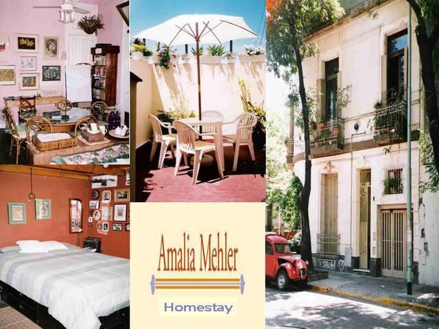 Cosy home room in Colegiales  - Buenos Aires - Bed & Breakfast