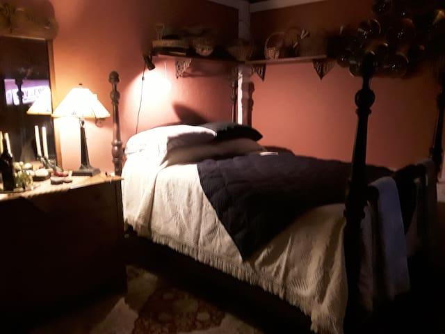 Circa 1823, spacious room