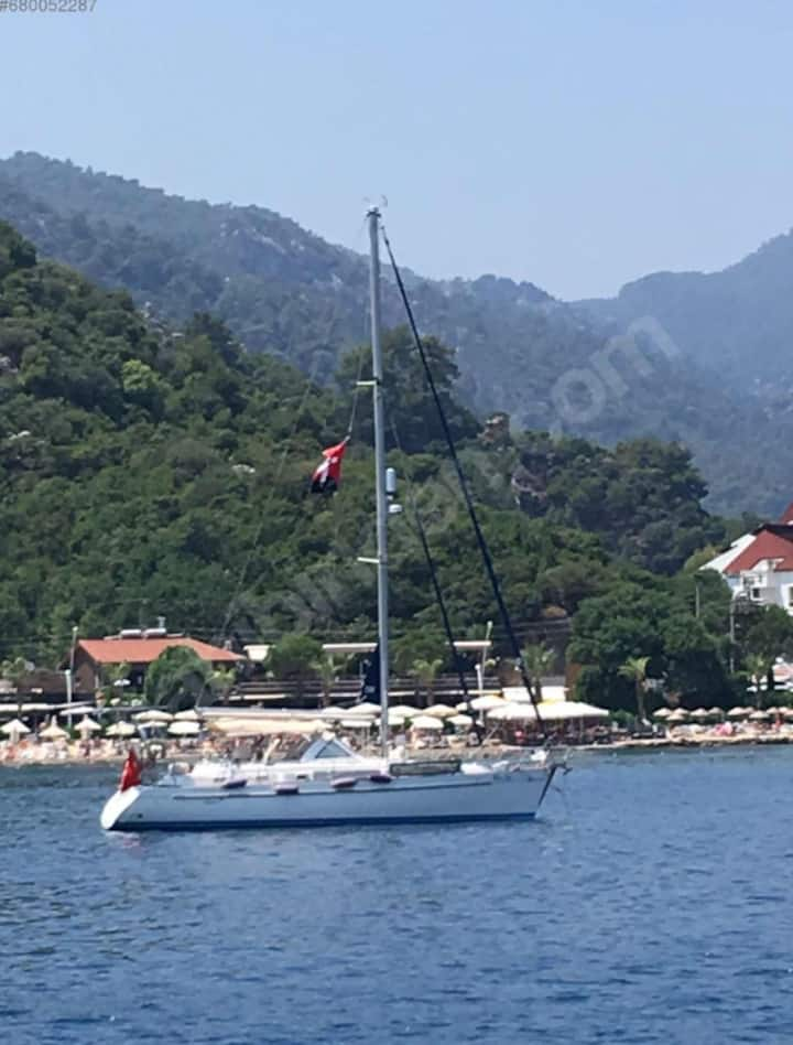 Rent a Private Sailing Boat in Turkey