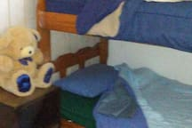 Twin Bunks Downstairs