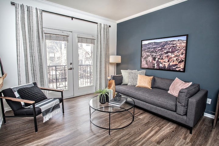 Well-kept apartment home | 1BR in Denver