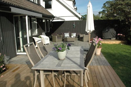 Trevligt hus med sjönära läge - Täby - Haus