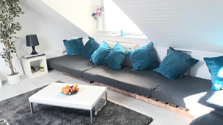 """Cosy Vacation Home """"Cologne Private House"""" on the Rhine with A/C; Parking Available"""