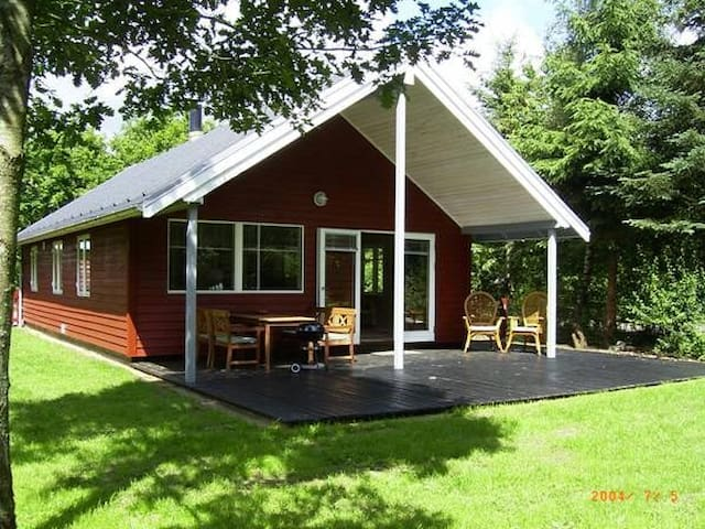 Holiday home in South Denmark  - Toftlund - Cabaña