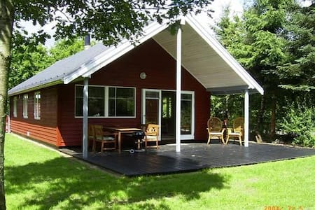 Holiday home in South Denmark  - Toftlund - Mökki