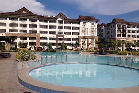 One Oasis 2 bed apt secure complex. - Davao City - 公寓