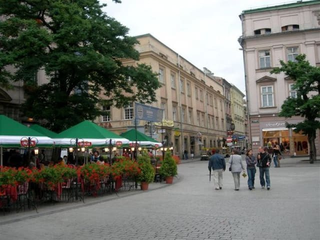 Main Market Square, Old Town