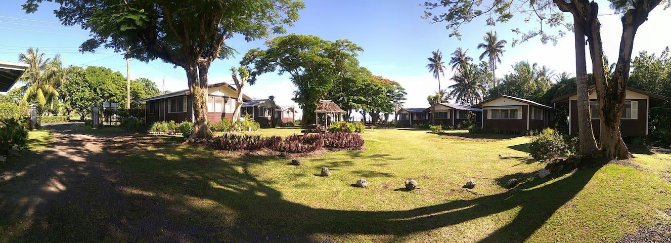 Vaiala Beach Cottages