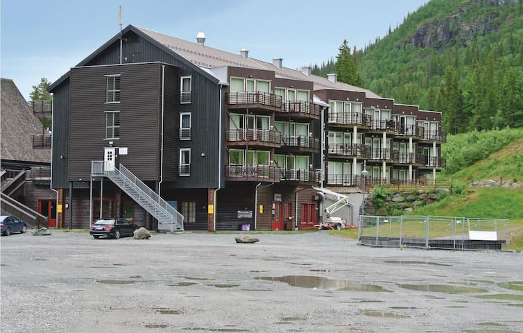 Holiday apartment with 3 bedrooms on 80m² in Hemsedal
