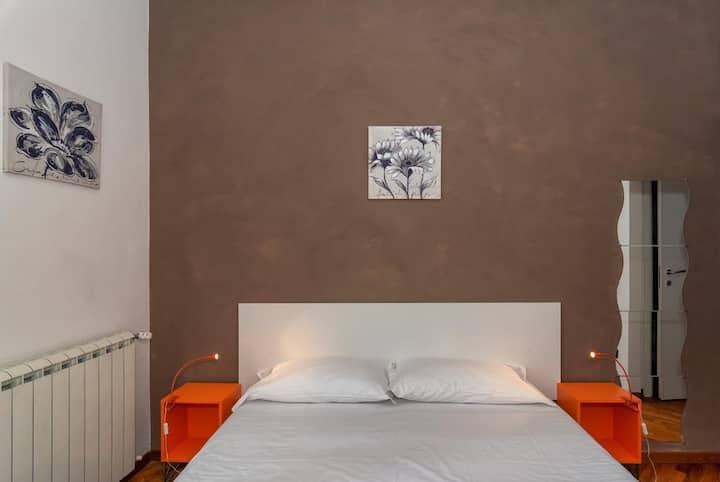 Cozy Quadruple Room PISA TOWER