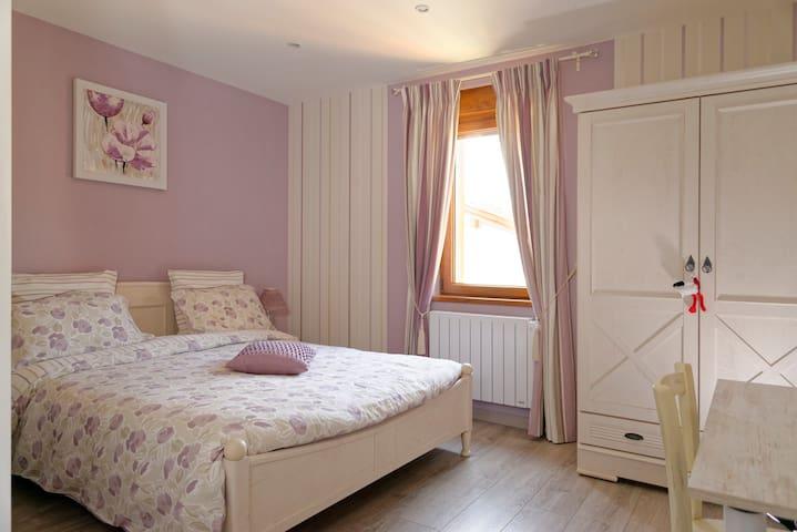 Chambres d'hôtes Kleiparis - Waldighoffen - Bed & Breakfast