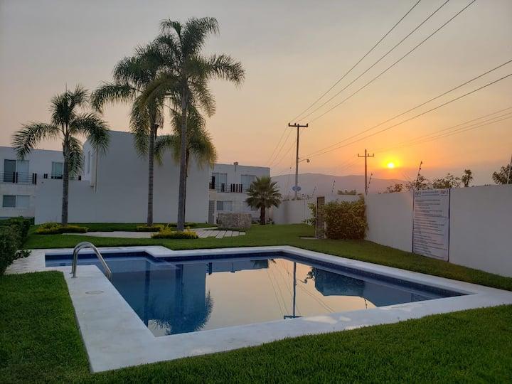 Casa de la Maraka, Yautepec/Oacalco Morelos