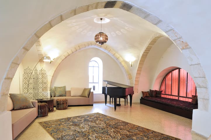 Rova Arches Luxury Suite — Old City