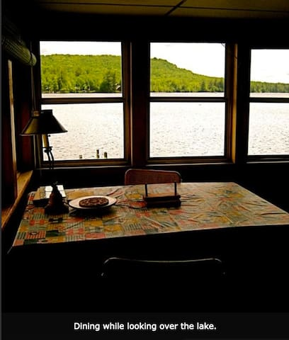 LAKE FRONT COTTAGE - Groton - Cabaña