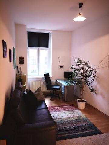 Zimmer im Herzen von Leipzig