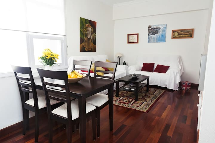 Apartament to rent on the beach