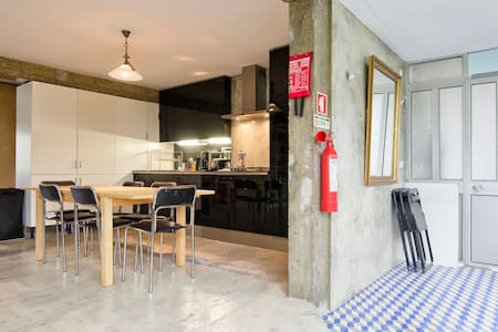open space in Lisbon close airport - Lisbon - Apartment