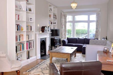 En-suite double in Edwardian semi - Birmingham - House