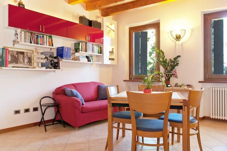 Renovated apartment in traditional house