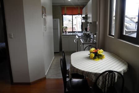201-Furnished 1BD/BATH APT - Cuenca Canton - Wohnung