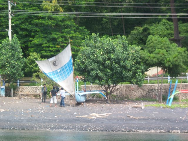 wisata bahari selat bali - Kalipuro - Huis
