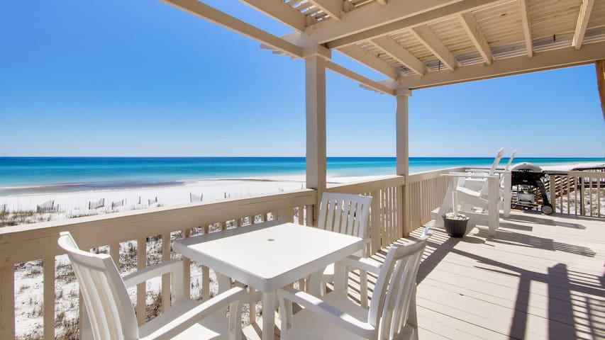 20% OFF for 2019! Harvey's House - Gulf Front Cottage on 30A