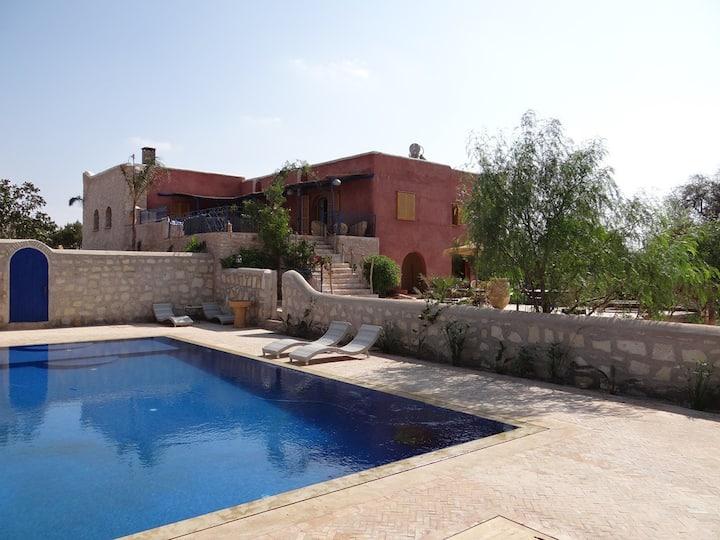 Villa en campagne d'Essaouira