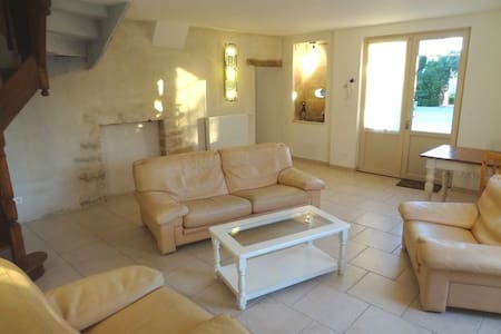 Lovely house in Poitou Charentes - Haus