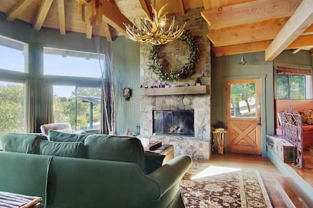 Fox Lodge, 3000 sq.ft. 4BR/2.5BA - Inverness - House