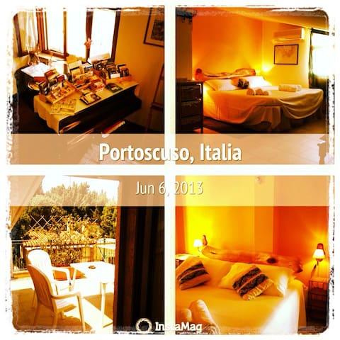 Villa Baccollasta - Portoscuso - Villa