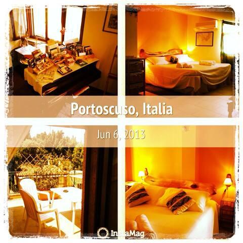 Villa Baccollasta - Portoscuso - วิลล่า