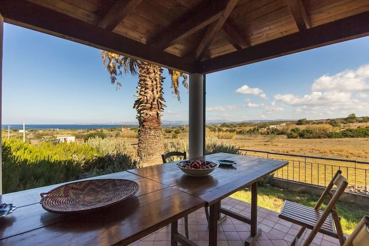CasaDolceVista Sardinia with sea view
