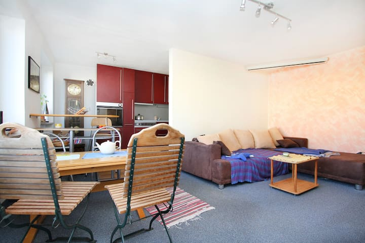 Your Studio in Munich, 54sqm