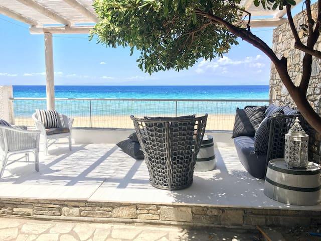 Byblos Mare The Beach front Deluxe Villa