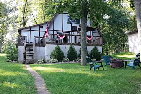 Serenity on Shumway Cove! - Effingham - Casa