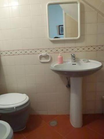 WC e bidé